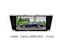 TOYOTA CAMRY 2008-2011 (9 INCH)